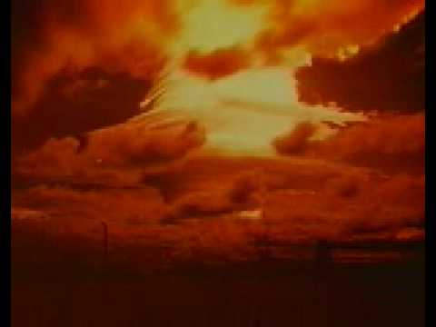 NUCLEAR WAR - Atomic Explosion (First Full-Scale Hydrogen ...