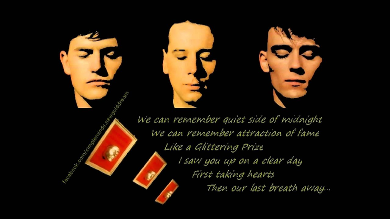 """Simple Minds - """"Glittering Prize"""" (Extended Theme) - YouTube"""