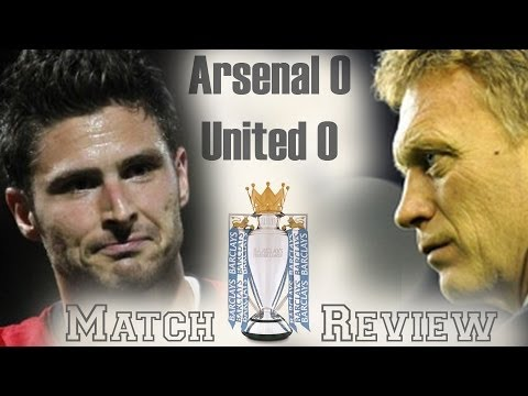 Wenger and Giroud need to buck up - Arsenal vs United 0-0 2013-14