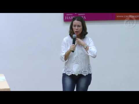 A MEDIUNIDADE DE CURA - Palestrante: Jeísa Crusoé (02.06.2017)