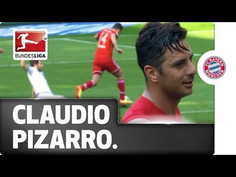 Player of the Week - Claudio Pizarro