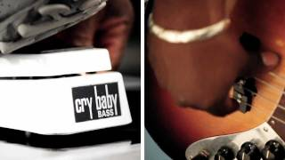 Watch the Trade Secrets Video, Dunlop 105Q Cry Baby Bass Wah Pedal Video