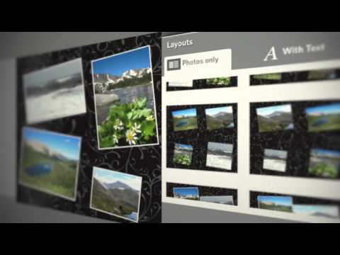 Adobe CC Adobe Flash Platform in Action - Kodak Gallery Photo Book App link in description