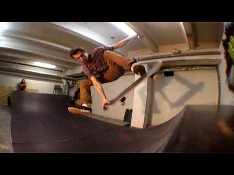 Mini Ramp Footage