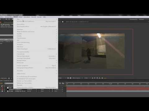 How to use Optical Flares with Motion Tracking [Tutorial]