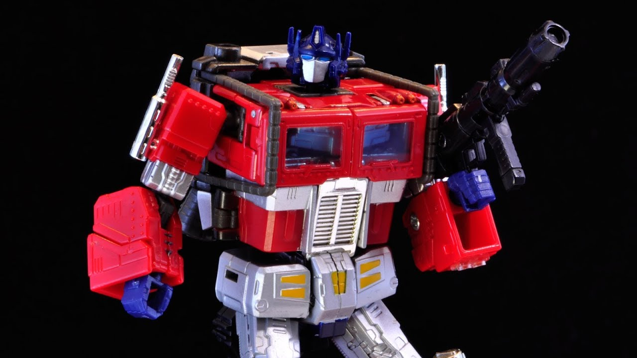 THS-02 Hybrid Style G1 Convoy Review ( 4