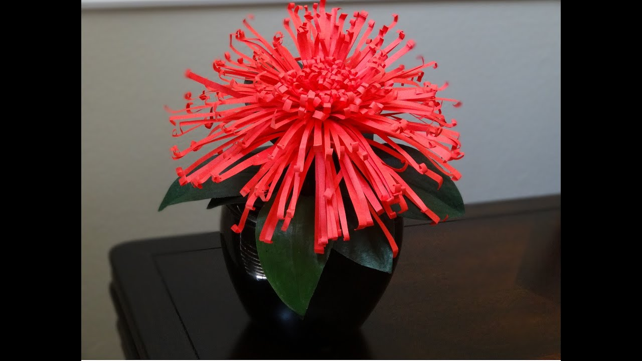 How To Make A Beautiful And Easy Paper Flower Mother 39 S