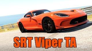 Forza Horizon 2 How To Make The SRT Viper TA