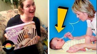10 absurdalnych produktów dla niemowląt