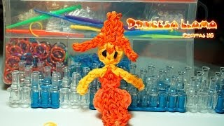 Princesa Llama Con Gomitas / Adventure Time Flame Princess