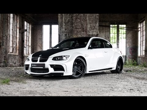 2013 Edo Competition BMW M3 EVO Wide Body