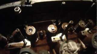 Замена маслосъемных колпачков на двигателе M54