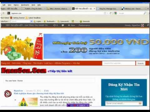 Thủ thuật Seo off-page