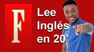 Leer Inglés en 20 Minutos