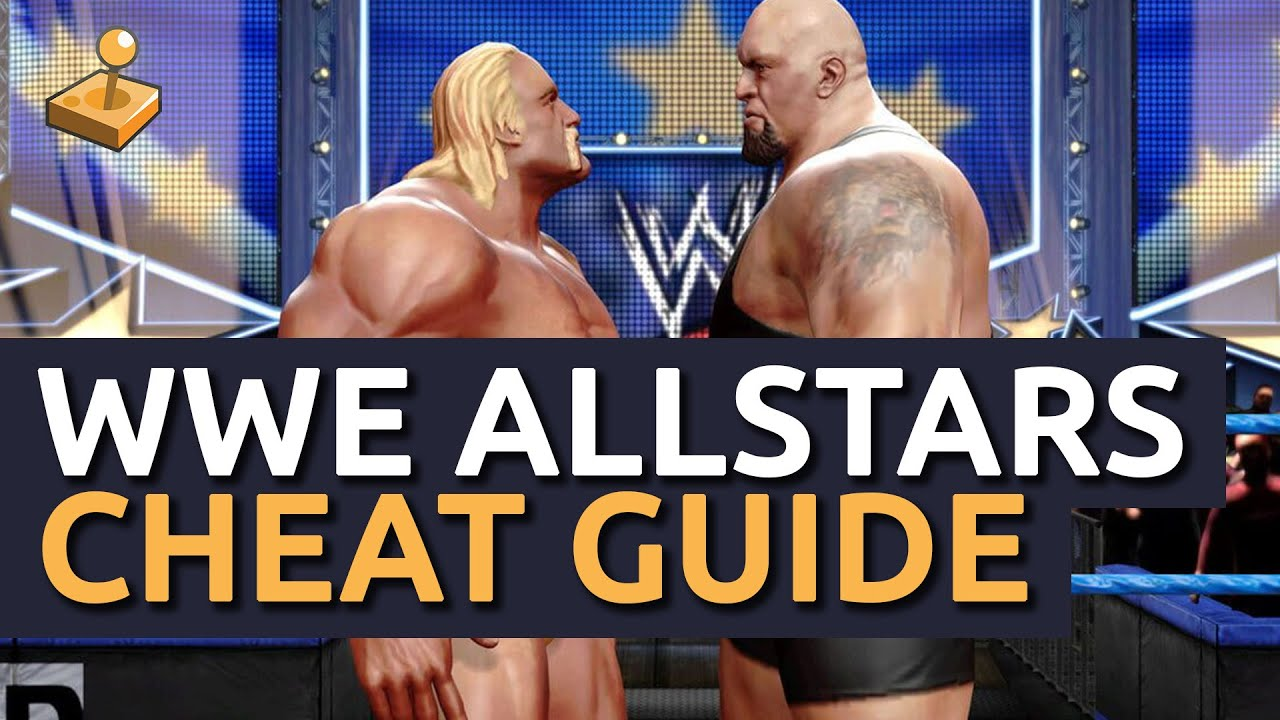 Cheats For Wwe All Stars Xbox 360
