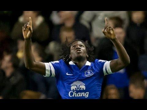 Romelu Lukaku Skills & Goals I 2013 I Everton F.C