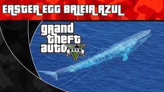 GTA V Easter Egg Baleia Azul PT-BR ( Sem Spoilers