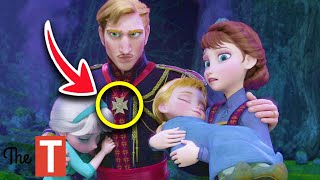 10 Dark Secrets About Disney Princesses' Families