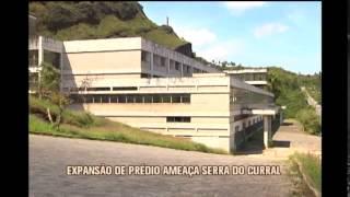 Moradores do Mangabeiras tentam barrar projeto que colocaria em risco a Serra do Curral