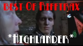 Best Of Rifftrax: Highlander