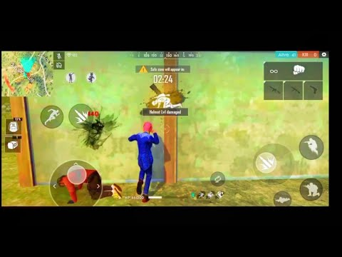 Solo vs squad ranked Match Highlights kills gameplay _Garena free fire