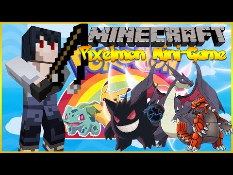 Pixelmon: Crane Game w/ Friends! - 'Rekt 1v6!' (Minecraft Pokemon Mod)