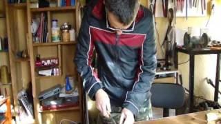 Manualidades y artesanías con cuero
