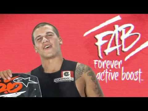 FAB Forever Active Boost Natural Energy Drink -3hMh2gcU24s
