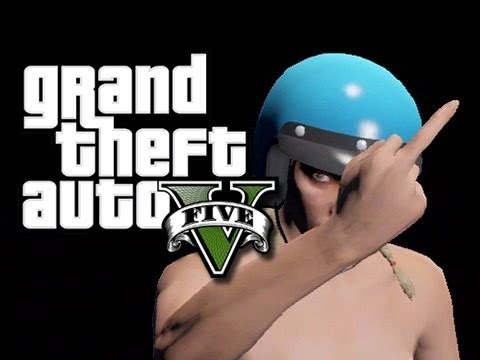 GTA 5 - Women Drivers Are Superior! (GTA 5 Custom Races and Funny Moments!)