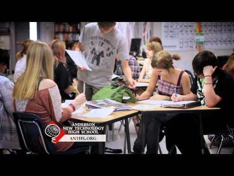 Anderson New Tech High School  - Intro to school_REV