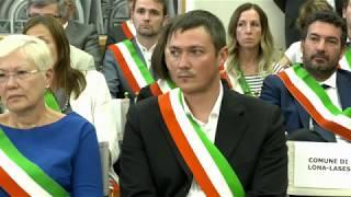 LA FORZA DELL'AUTONOMIA PASSA ATTRAVERSO L'INTESA CON BOLZANO