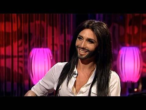 Conchita Wurst Interview | The Saturday Night Show