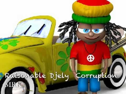 Raisonnable Djely Corruption Rap Coule