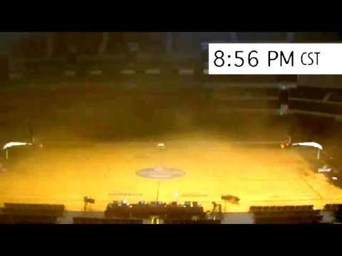 Smoke Postpones Game | Spurs vs Timberwolves | December 4, 2013 | NBA 2013-14 Season