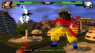 Dragon Ball Z Budokai Tenkaichi 3 Version Latino Modo