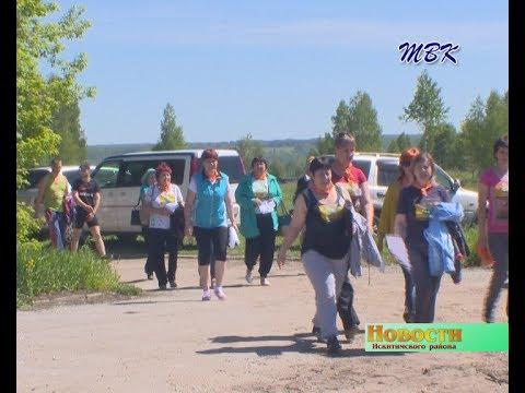 В Искитимском районе педагоги, ветераны и трудовые коллективы приняли участие в летнем фестивале ГТО