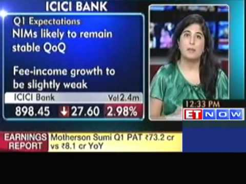 ICICI Bank's Q1 Net Profit up 25%, Meets Forecast