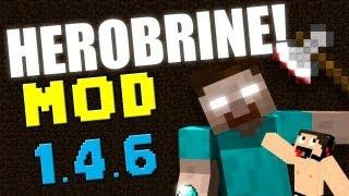 Minecraft Mods : Como Instalar Y Descargar Herobrine Mod