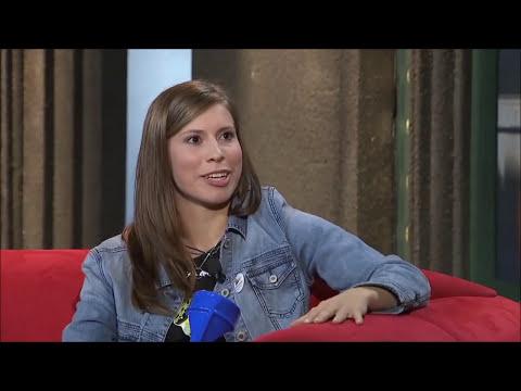 1. Eva Samková - Show Jana Krause 28. 3. 2014