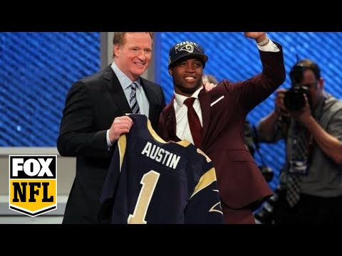 NFL Draft 2013: St. Louis Rams take Tavon Austin No. 8