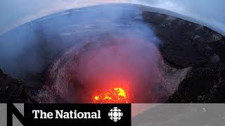 Kilauea volcano eruption would be extremely hazardous