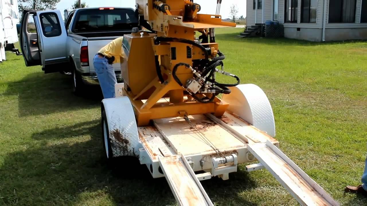 Vermeer Compressed Earth Block Machine : Instruction bp youtube