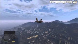 Truco GTA V: Truco Para Volar Como Superman En Grand Theft