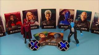 2014 X-MEN DAY'S OF FUTURE PAST SET OF 5 CARL'S Jr. KID'S