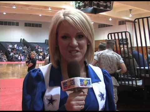 Dallas Cowboys Cheerleaders Sarah