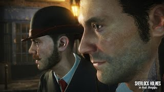 Sherlock Holmes: The Devil's Daughter - Gameplay Trailer