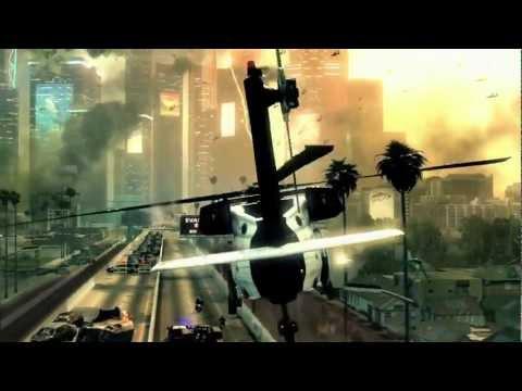 Дебютный трейлер Call of Duty: Black Ops 2 (русская озвучка)