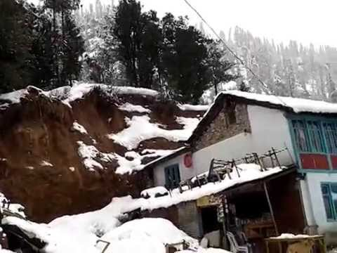 snow in India (Incredible India)