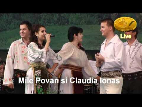 MILE POVAN SI CLAUDIA IONAS