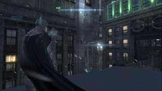 Batman Arkham Origins Diamond District Comms Tower